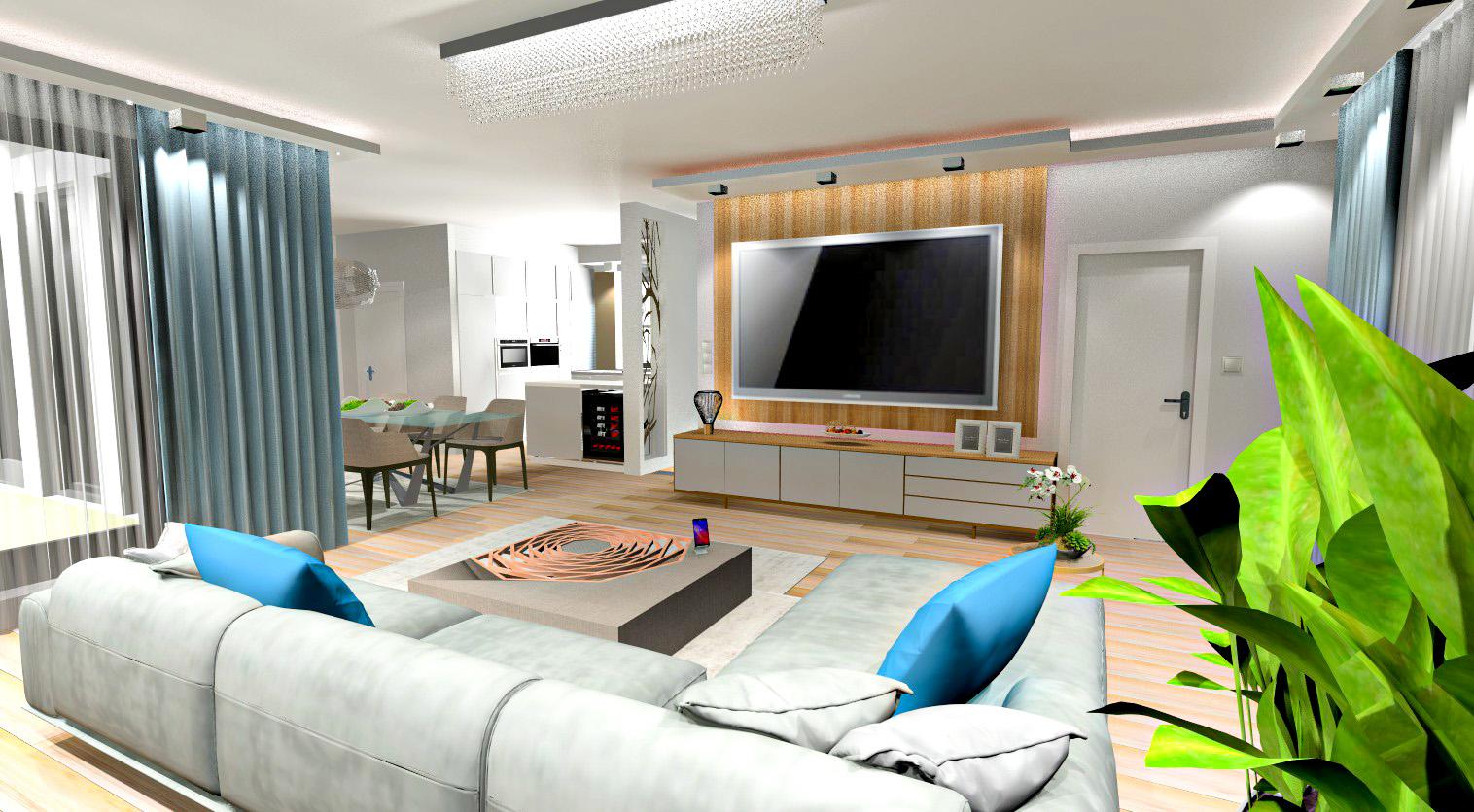 Magas utca 145 TV nézet (1)